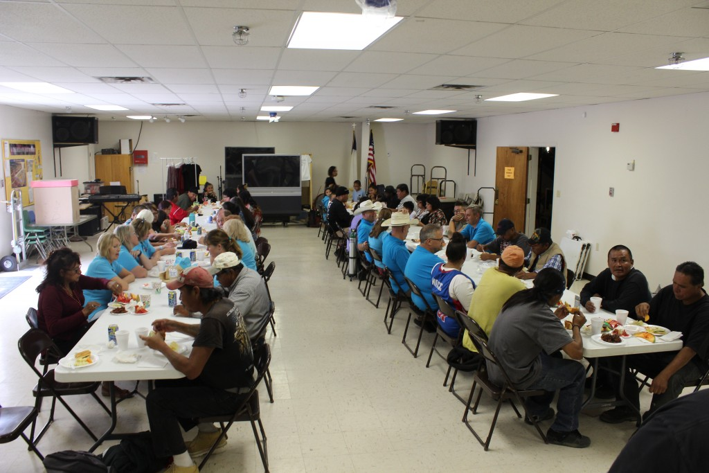 Beacon Mission Cookout