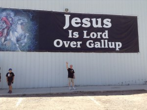 Pastor John Tasch from North Carolina oversees the annual VBS at Joshua Generation for Jesus