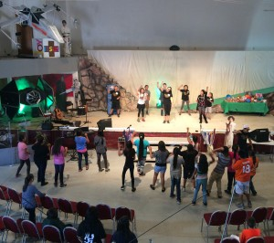 Dancing and Dancing, Praising and Praising God!!